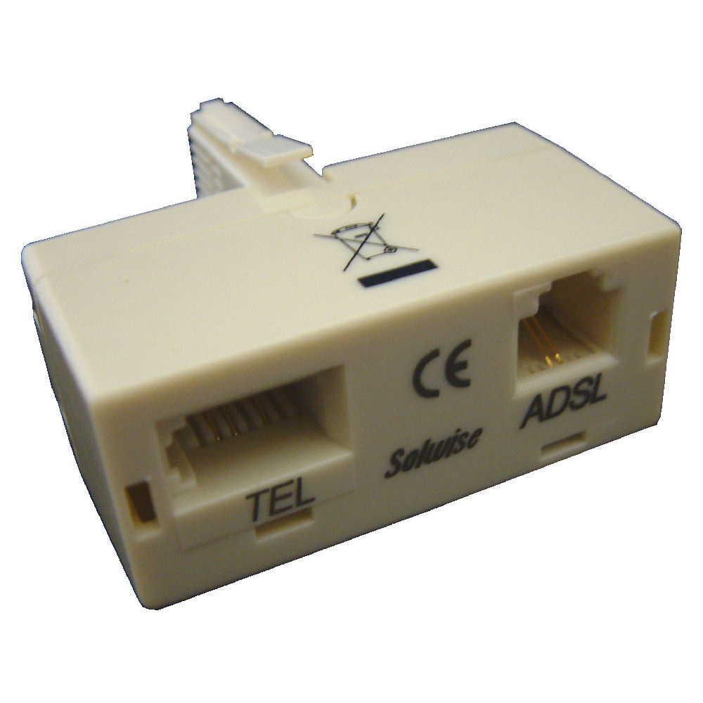ADSL Microfilters and Splitters