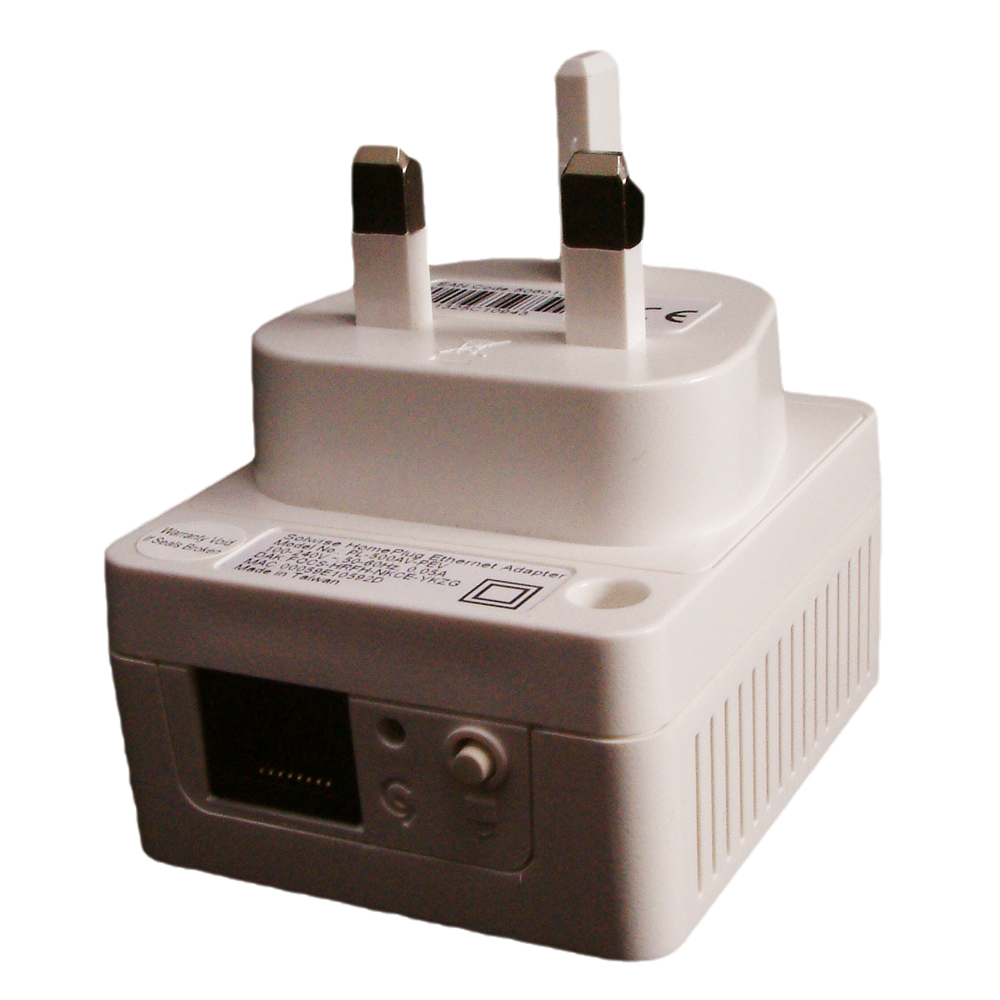 PL-500AV-PEV - Ethernet port
