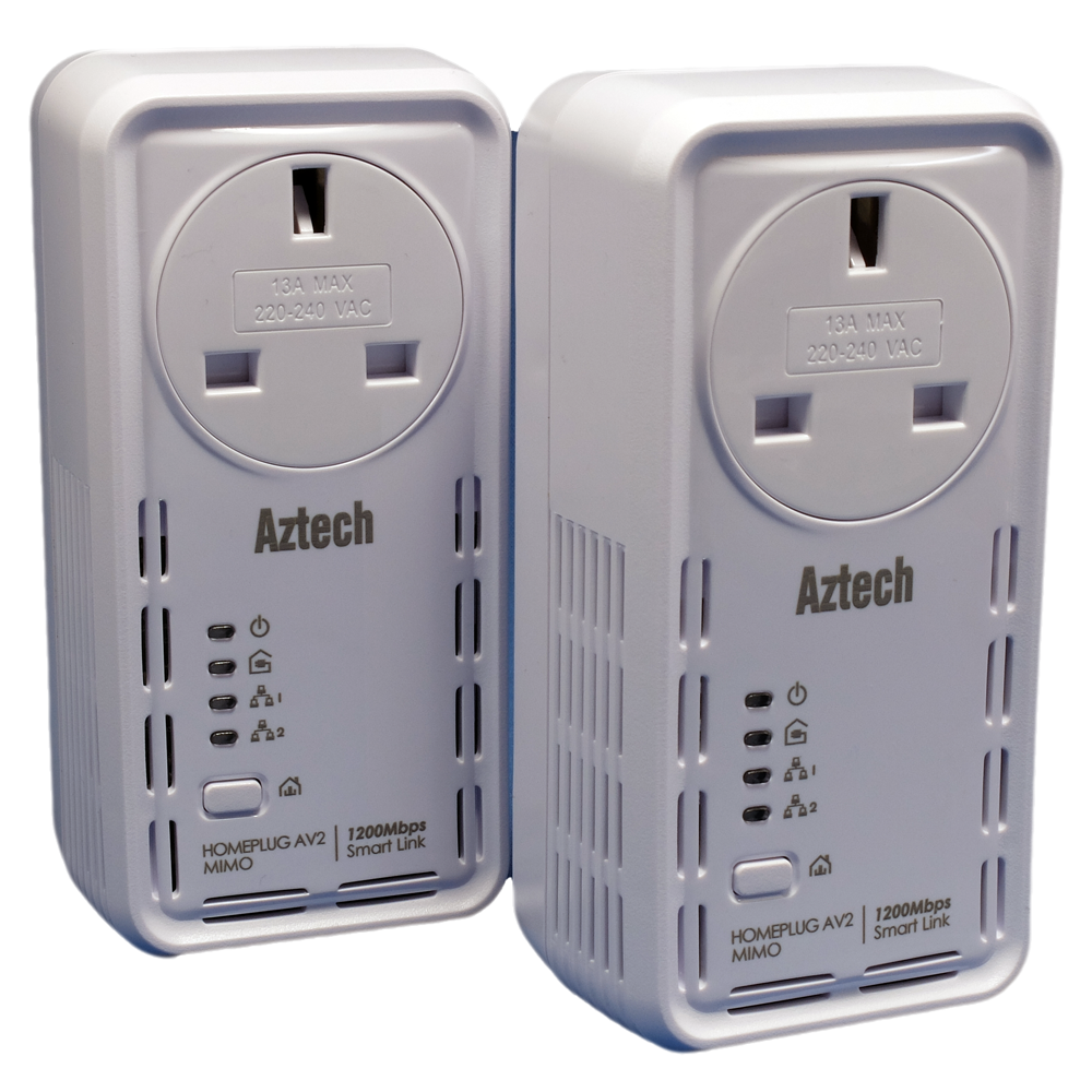 Wireless or Wiress HomePlug / Powerline / Booster / Extender