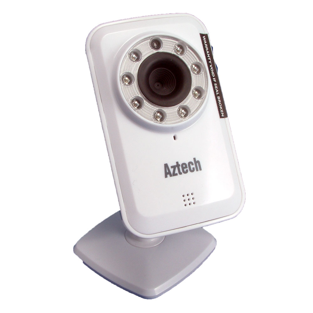 Indoor and Outdoor IP Cameras