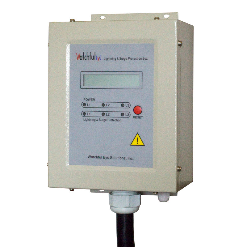 Surge Protection - Surge Protective Box