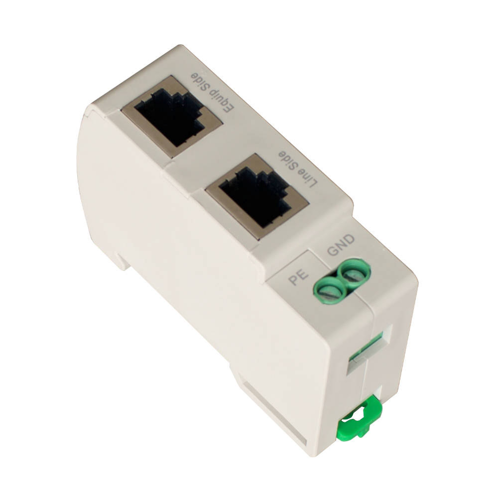 Surge Protection for Ethernet & PoE