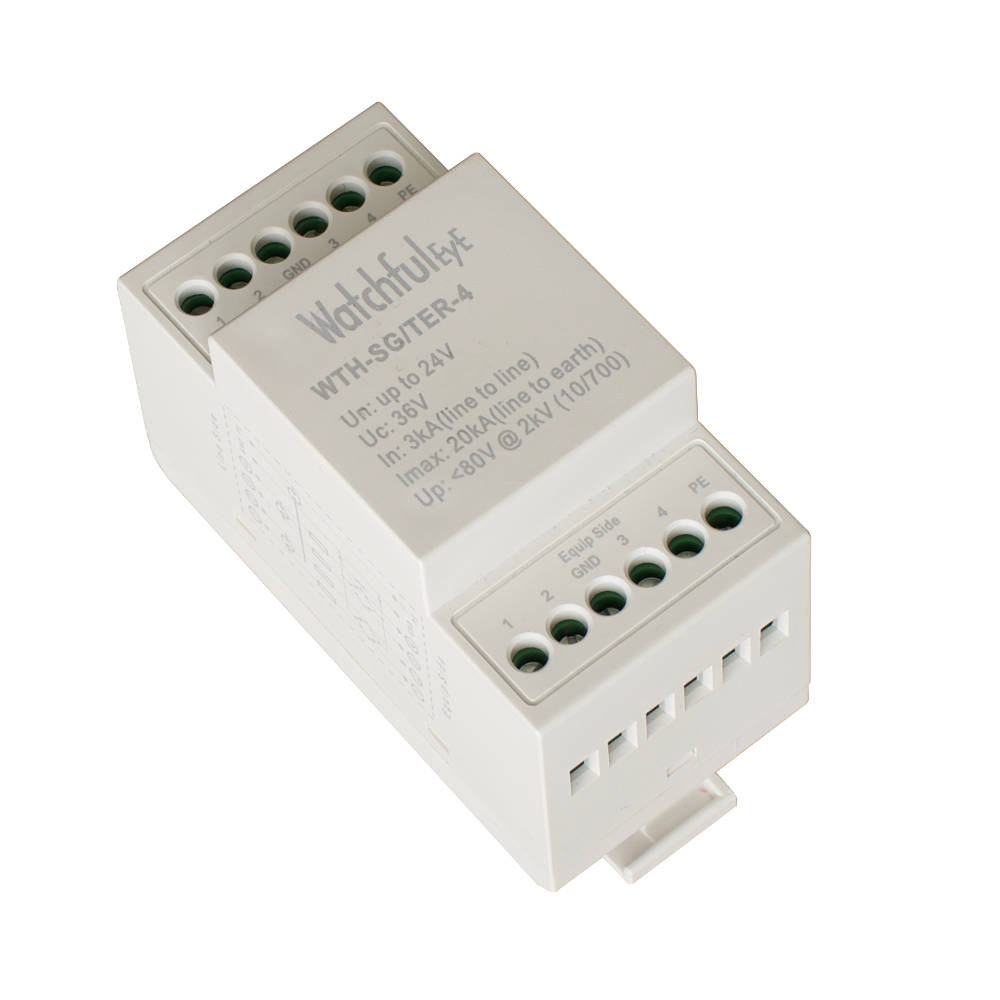 Surge Protection for Data & Control