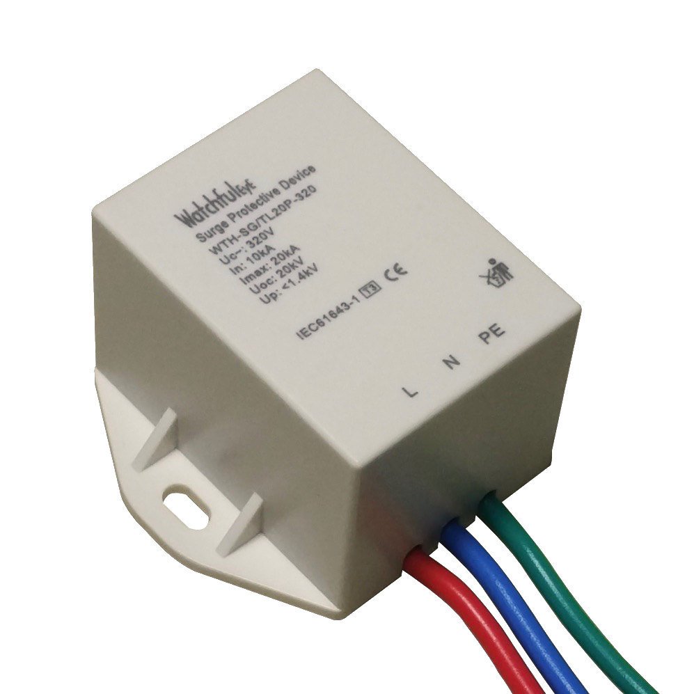Surge Protection for Equipment