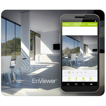Monitor your home when you're away with EnViewer