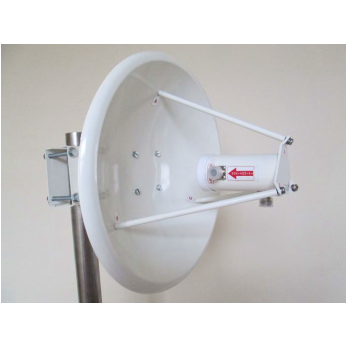 Solwise - Outdoor dual polarised dish style directional