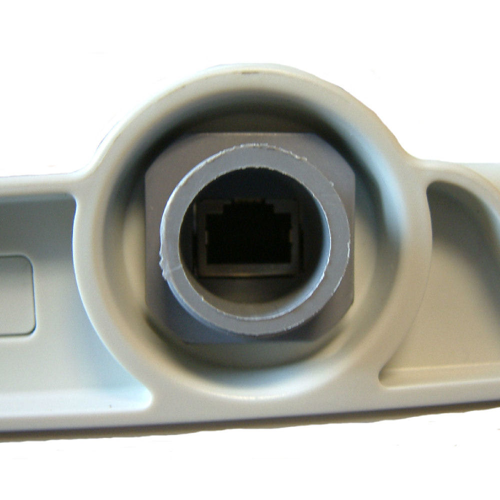 External View of the Ethernet Gland