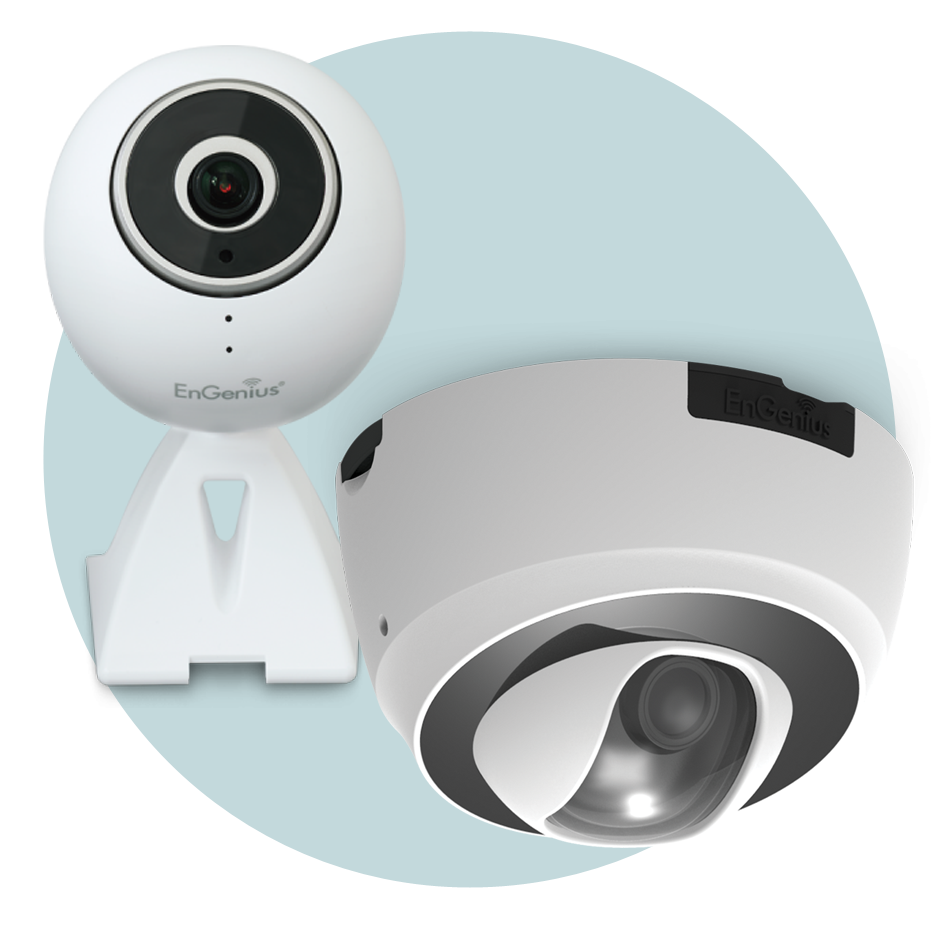 Indoor IP Cameras from EnGenius