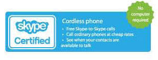 Skype Certified IP Phone