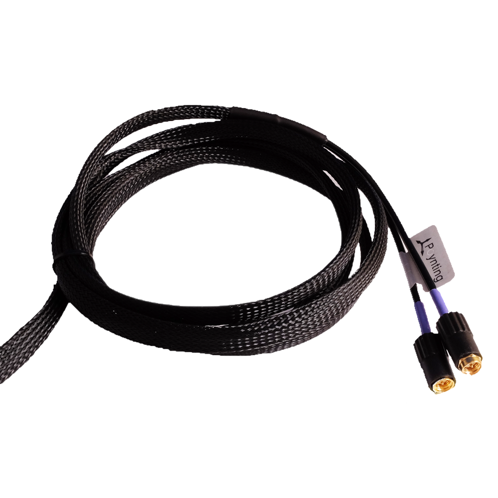2m Siamese antenna cable - 2 x SMA antenna connector